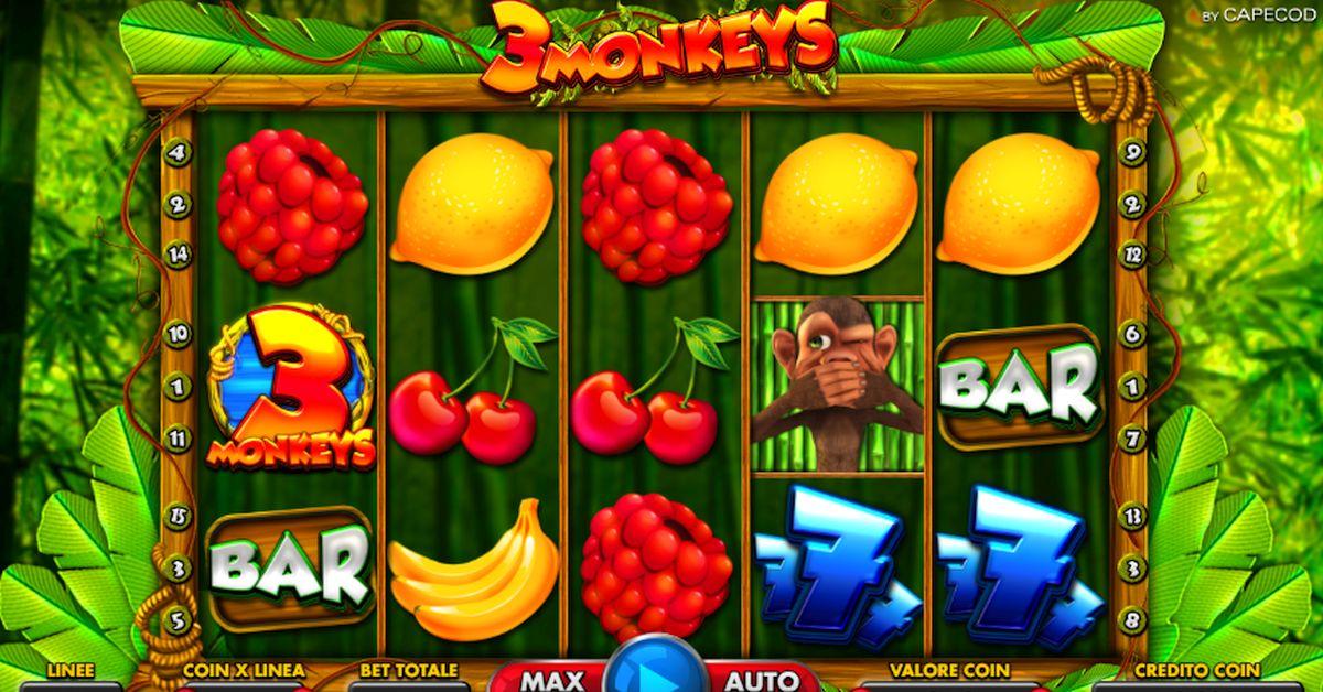 Jackpot questa settimana slot lemuri