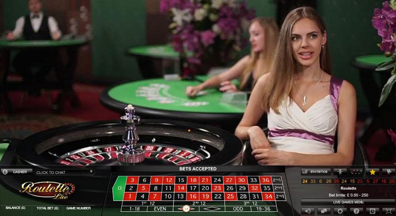 Roulette con croupiers superstizioni