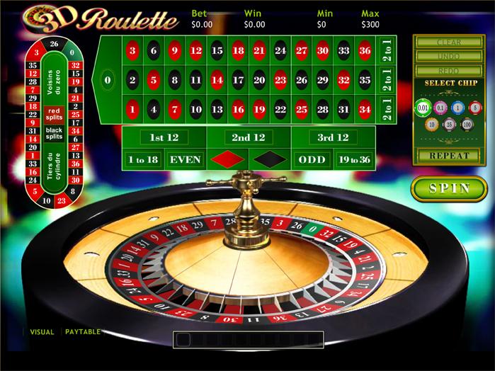 Roulette 3D problemi 244828