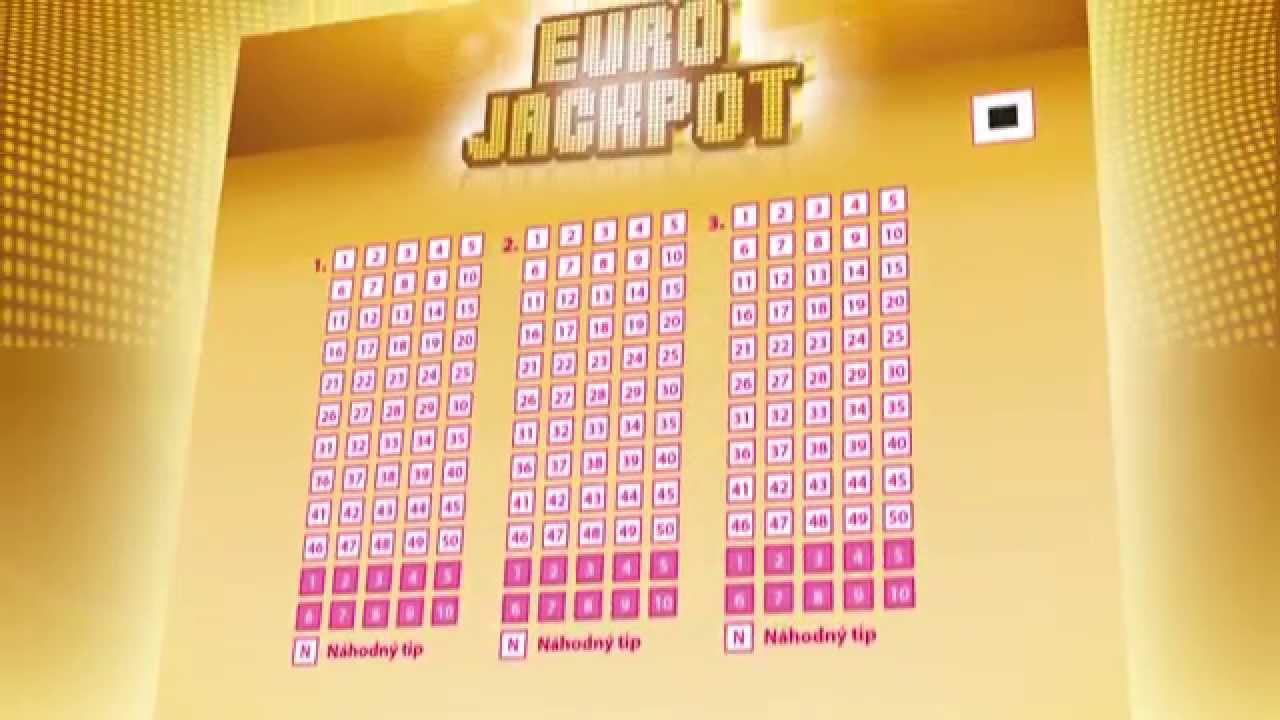 Euro jackpot NedPlay casinò 147147