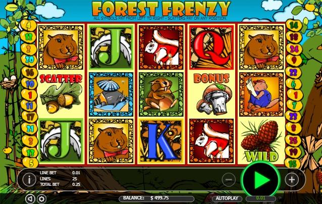 Estrazione lotto Rainforest Riches 142988