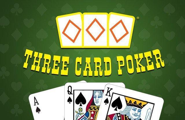 Three card poker antiguos