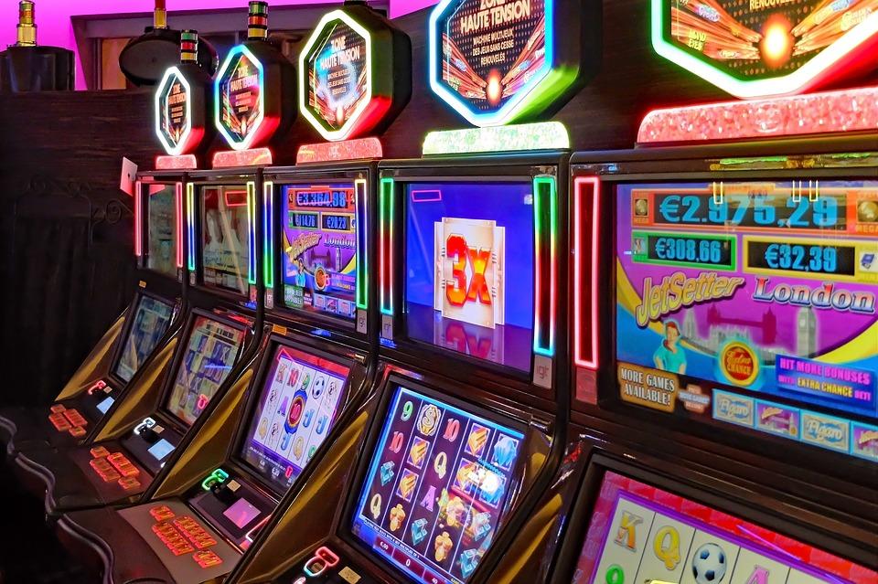Slot machine più giocate esclusione