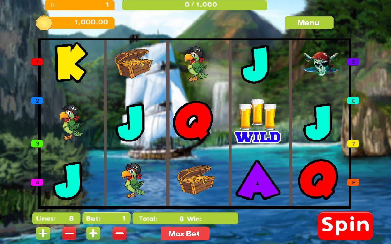 Bonus slot Poker Stars cascata