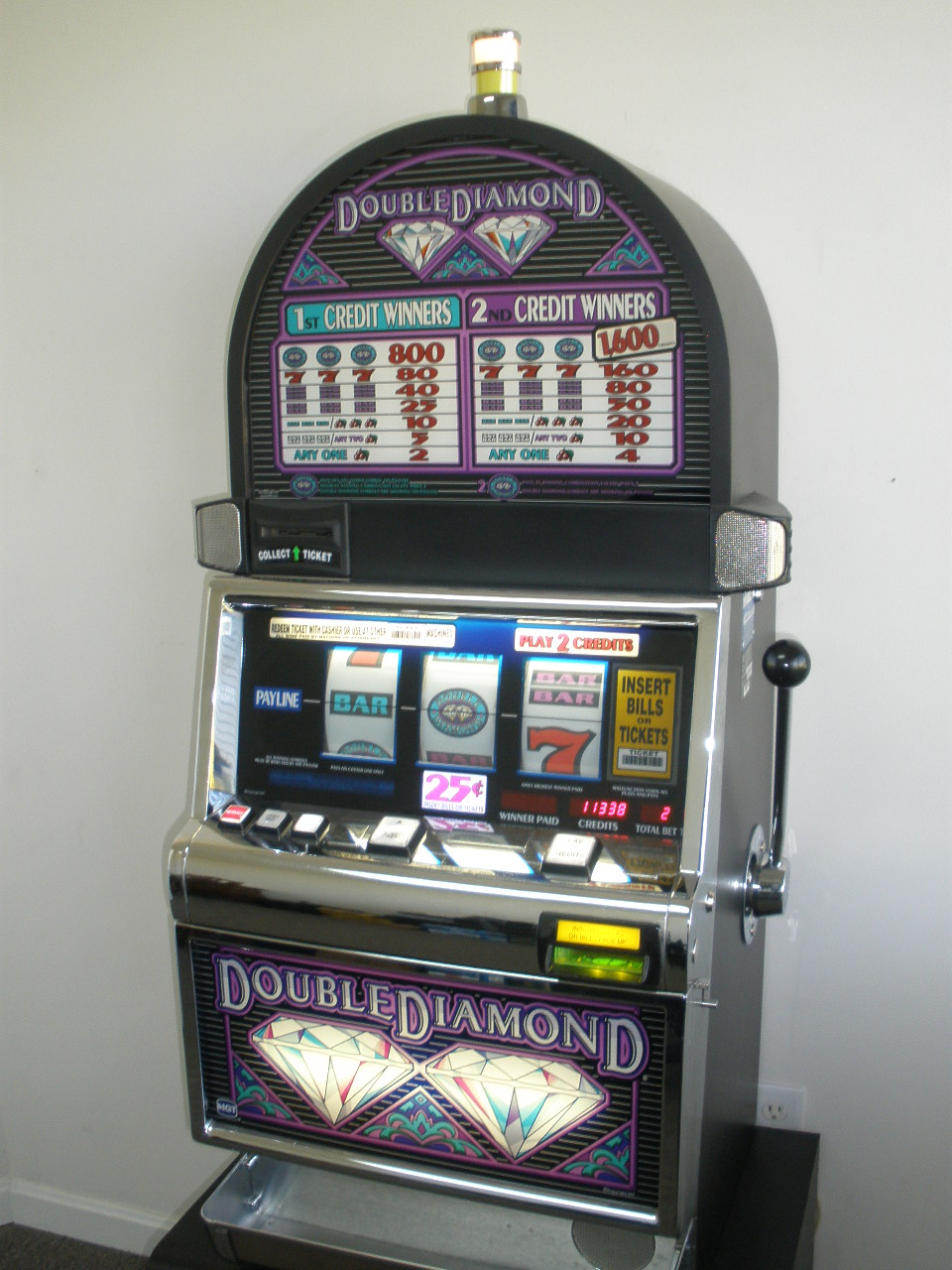 Slot machines moderne Double 267845