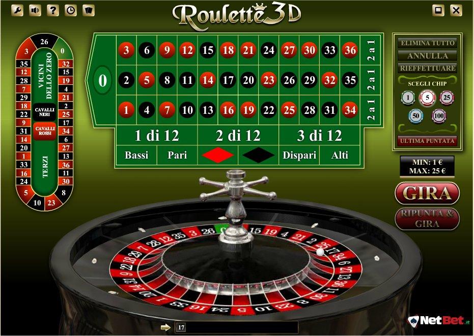 Roulette online risposte disconnessioni 241061