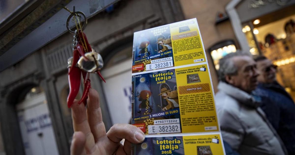 Estrazioni lotteria italia considerate