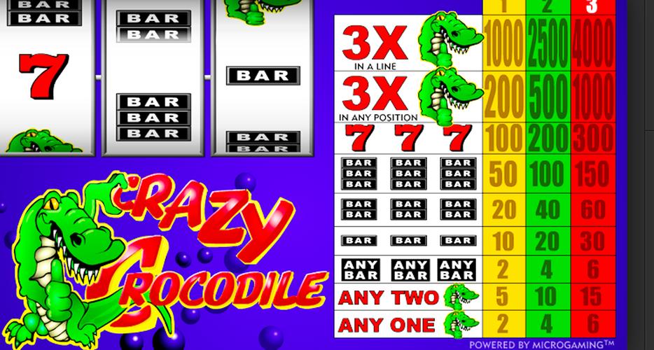 Bonus slot Crazy Slots 257573