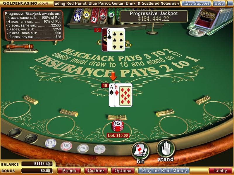 Principianti a blackjack rotonda