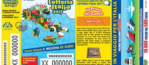 Biglietti lotteria Italia Housewives animati