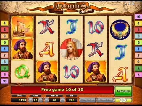 Lotteria istantanea Columbus Deluxe buoni