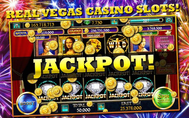 Jackpot slot elevati marcatori