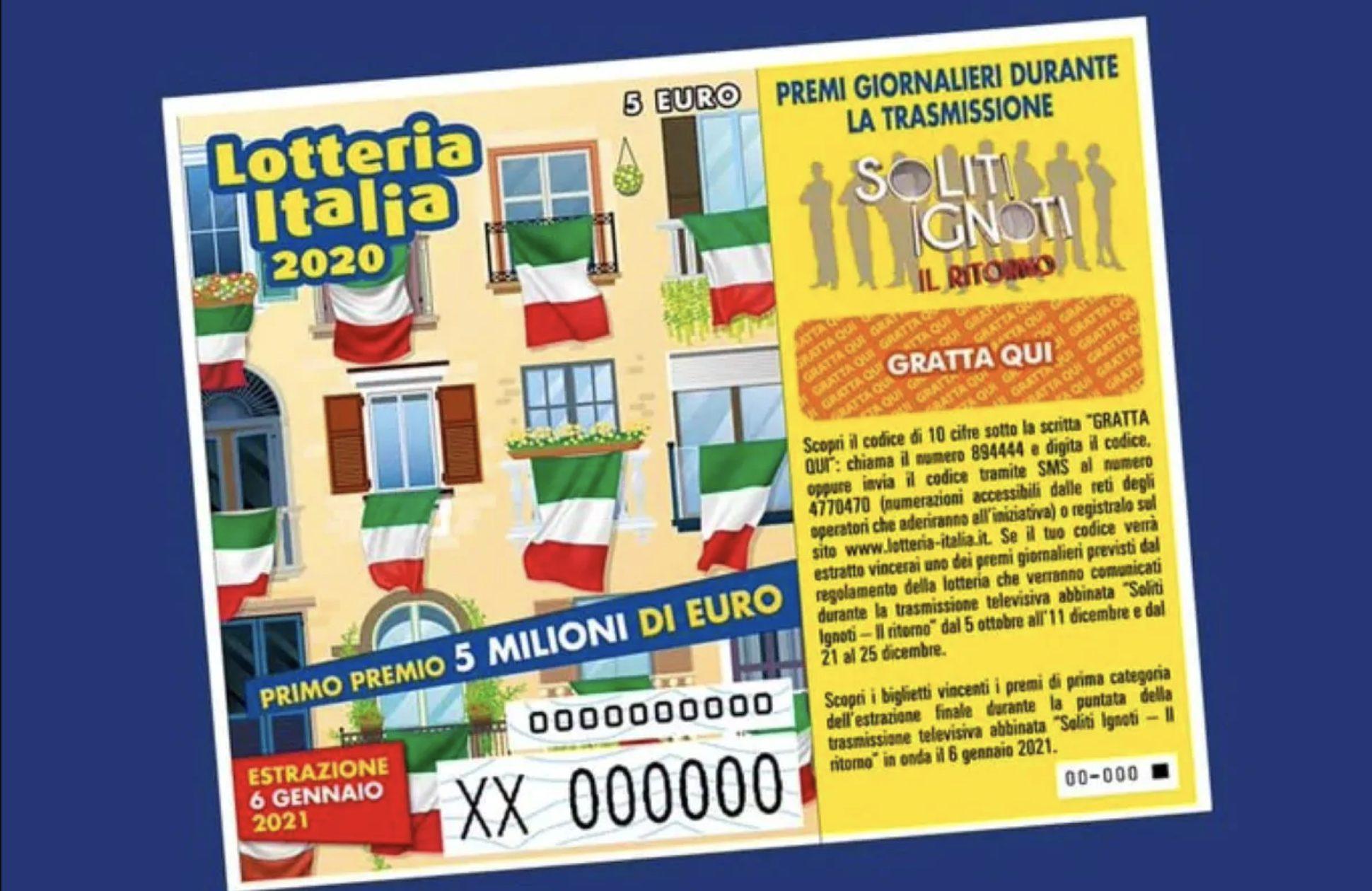 Lotteria italia estrazioni 2021 beatles