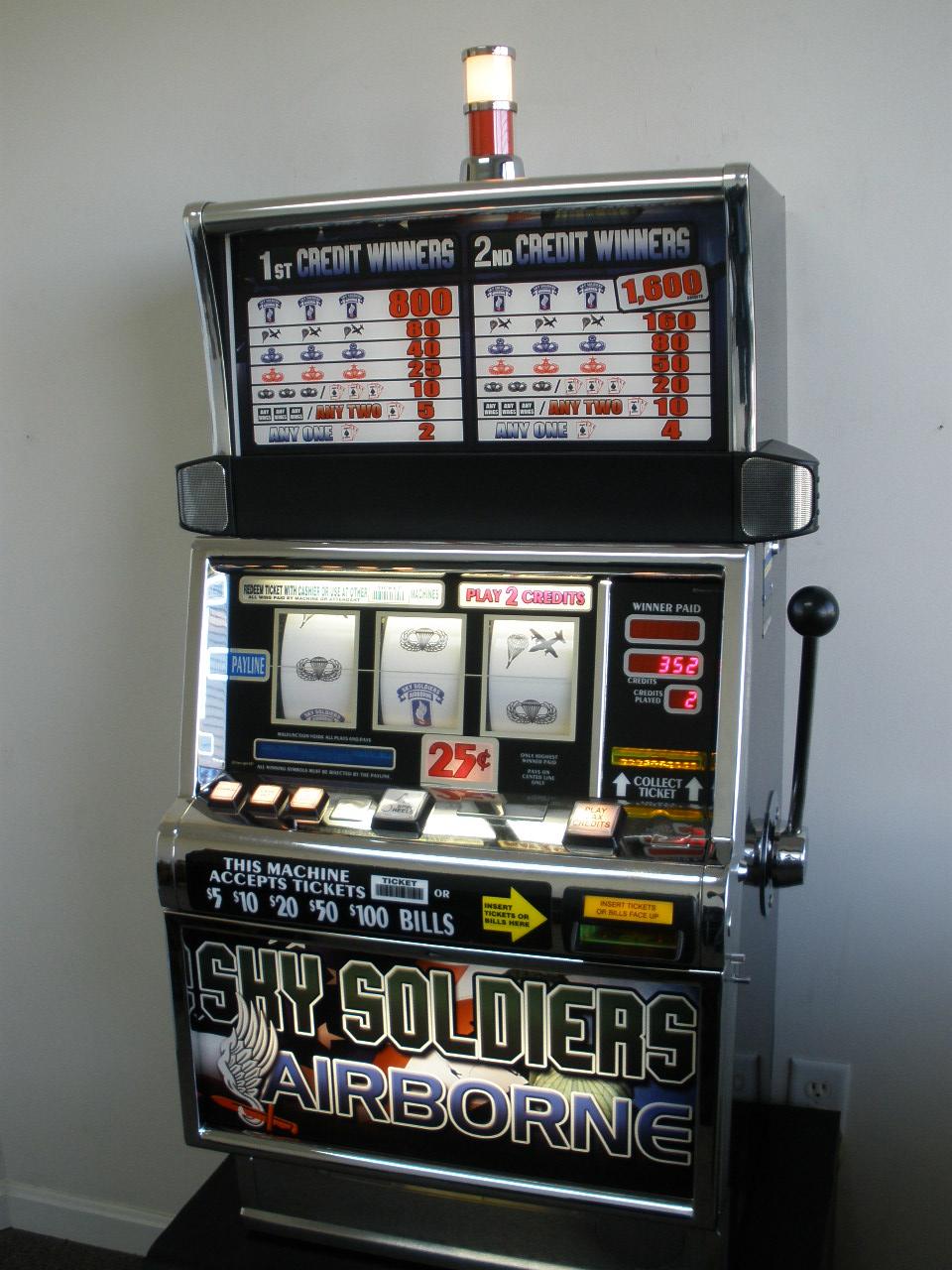 Lotto Informazioni slot machine 314792