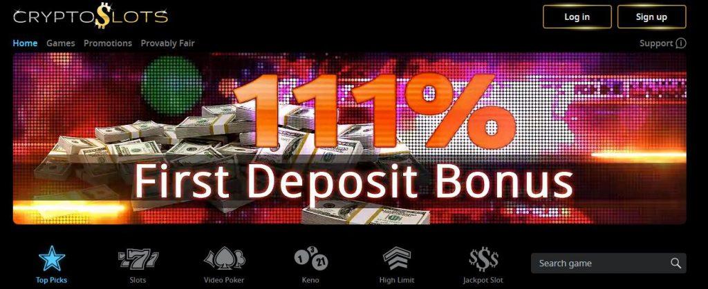 Migliori casinò crypto bonus 135446