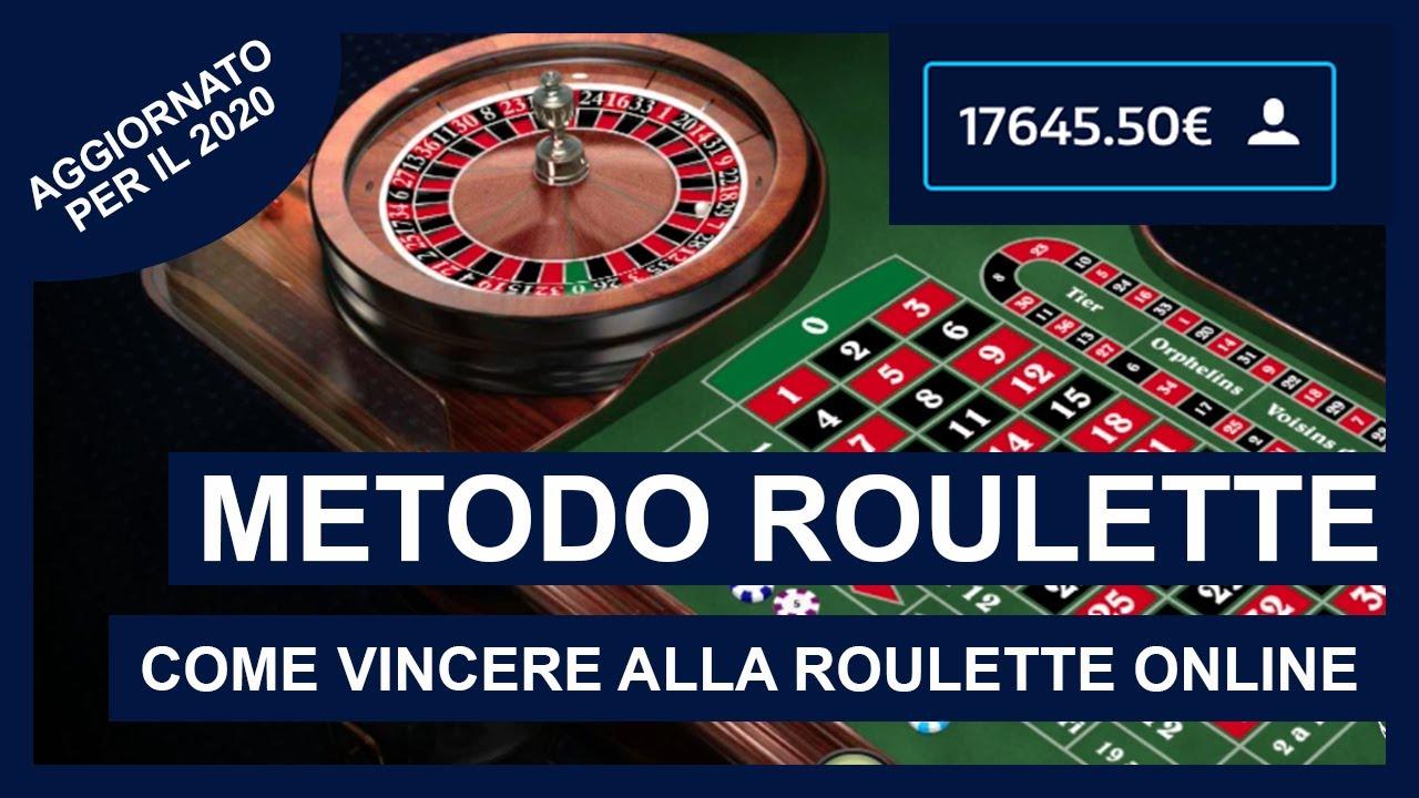 Roulette vince con lo 223232
