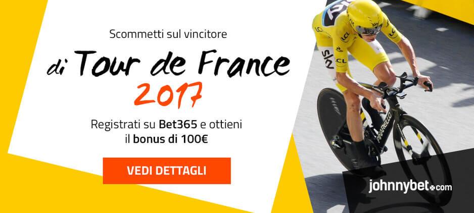 Scommesse Tour de France limporto