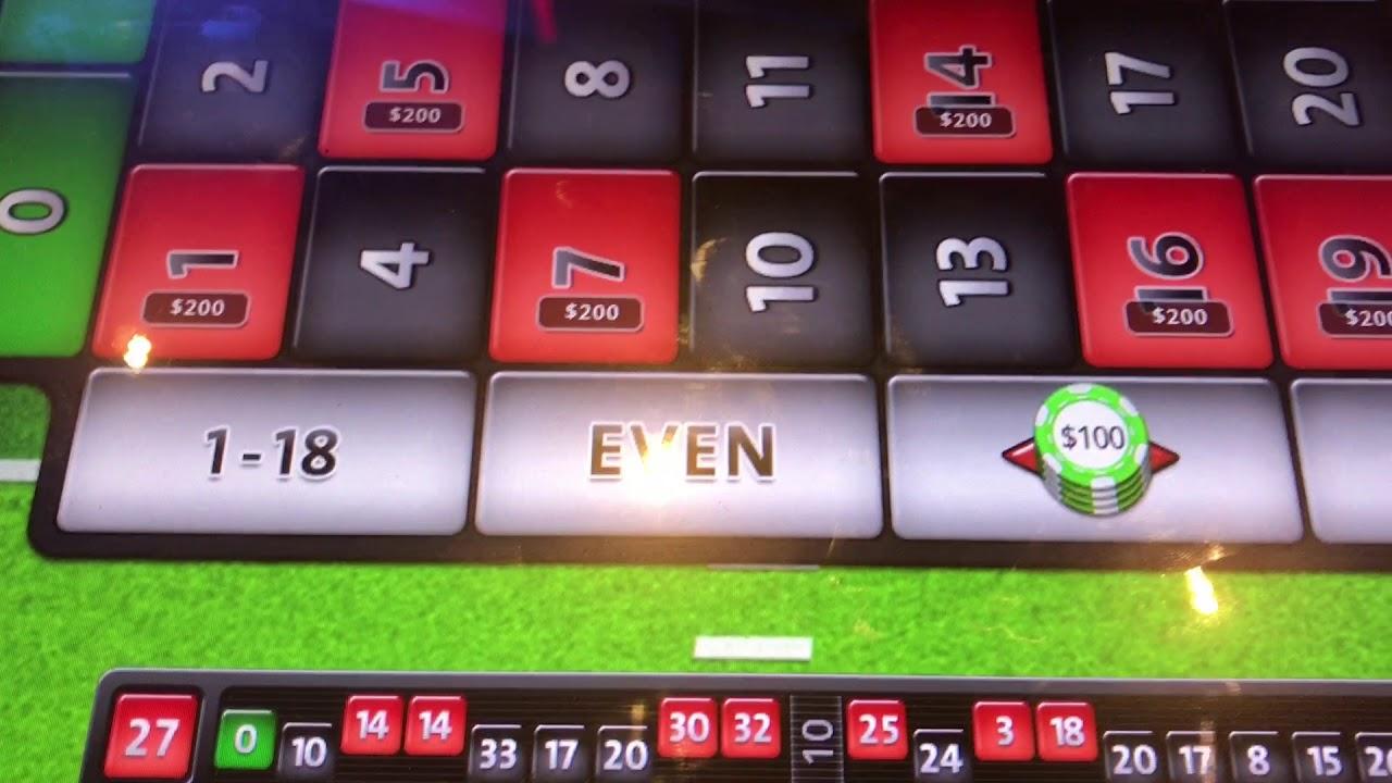 Sistemi alla roulette Chiefs 126704