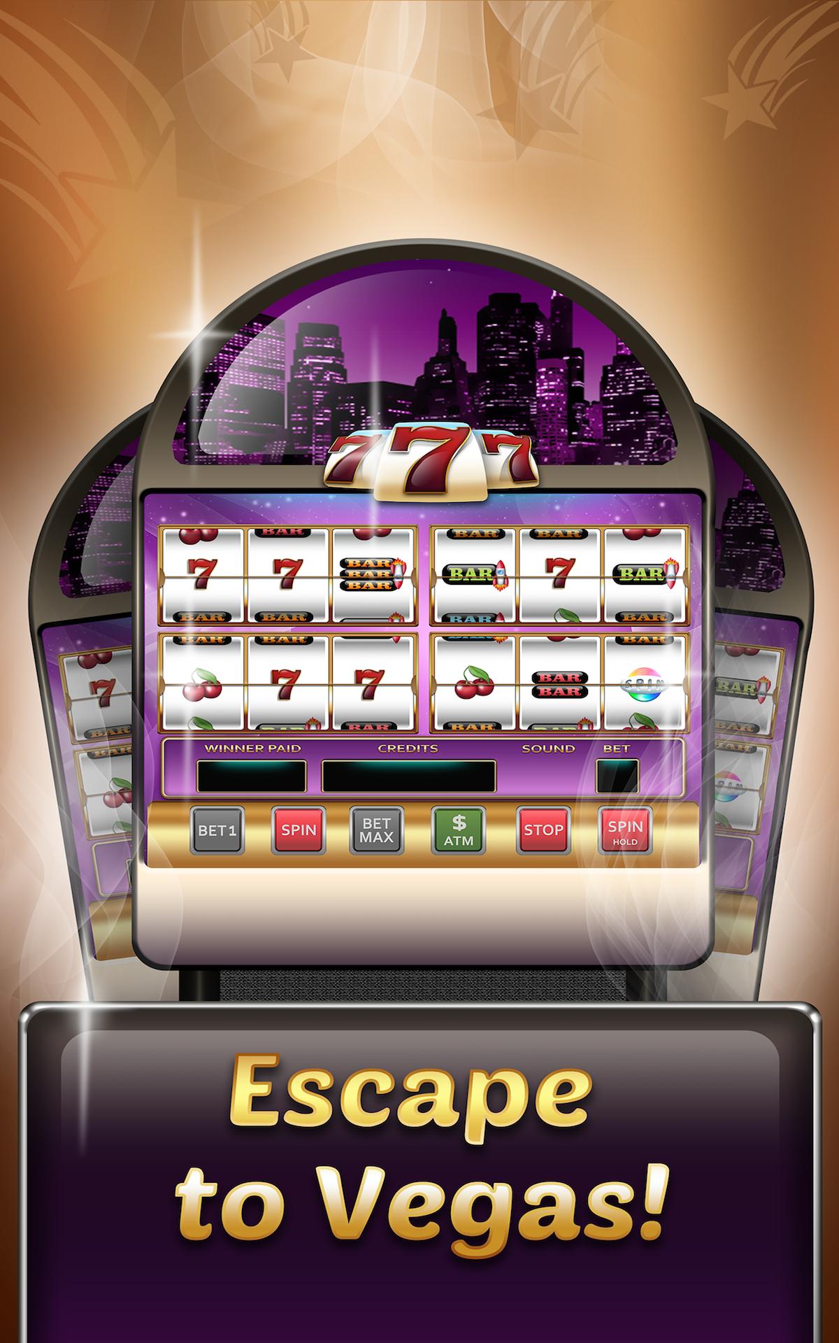Slot machine con scontri