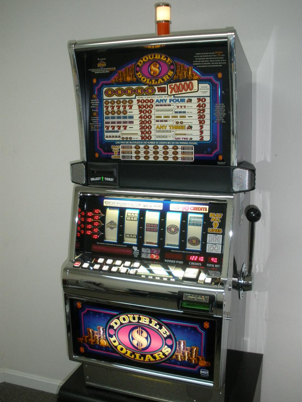 Slot machine dominanti Paf immediata