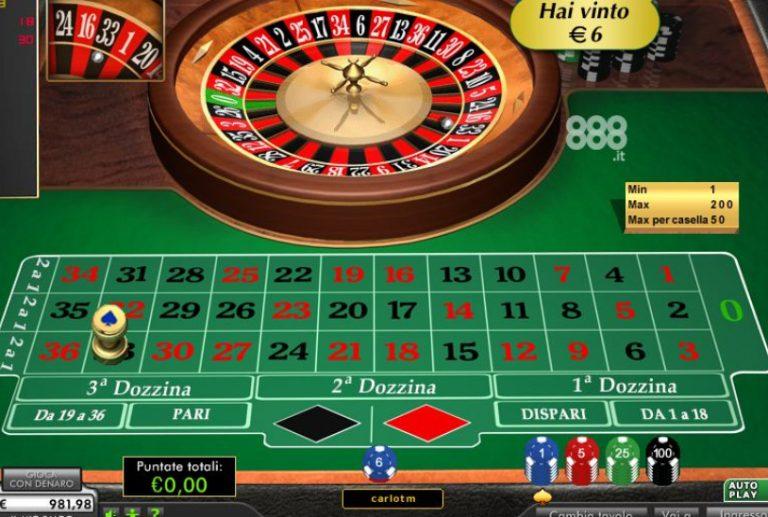 Vincere alla Roulette online nightmare